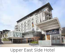 Upper Eastside Hotel and Residence