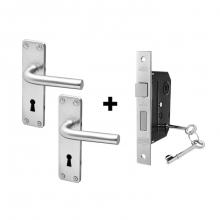 Oslo 2L lockset