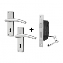 Solna 2l lockset